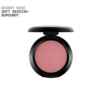 Mac Desert Rose Blush Brand New in Box